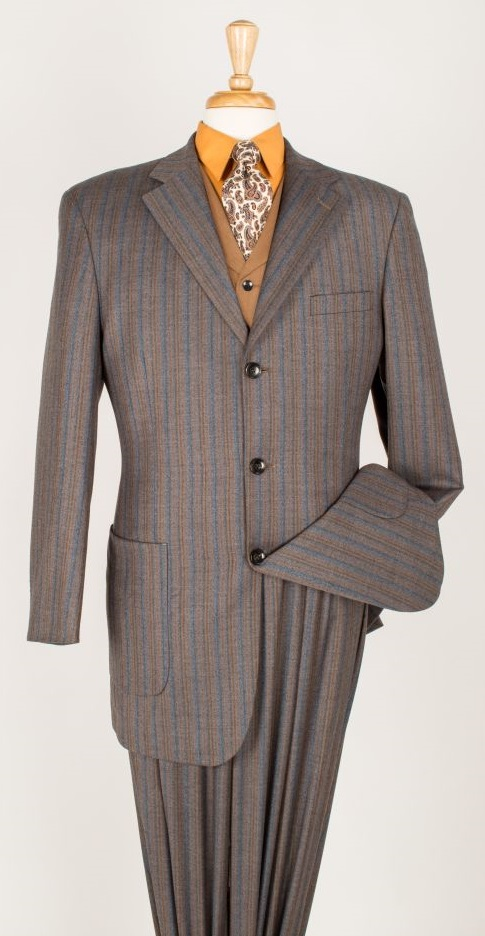 new lower prices cozy fresh big sale Pinstripe Suit
