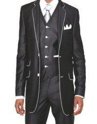 Longstry-5702V1-Suit-Black-Men