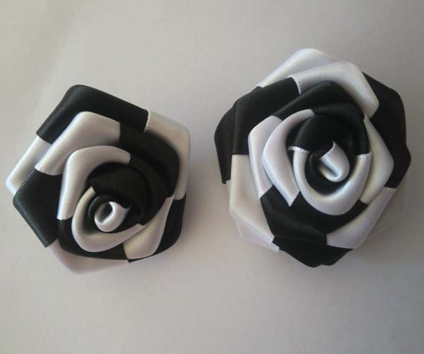 Black and white lapel pin mightylinksfo
