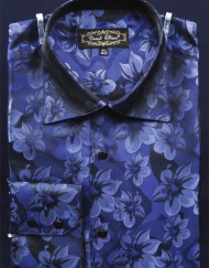 Mens flower print shirt