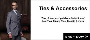 Ties and Accressories