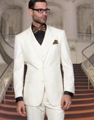 Mens off-white suit