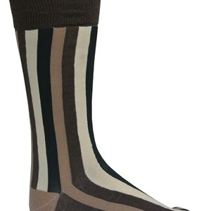 Mens striped dress socks